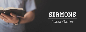 Our Online Sermons